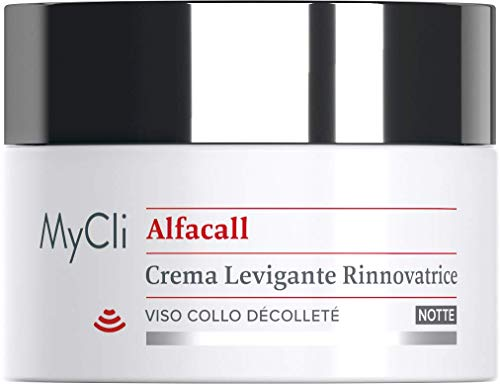 Alfacall MyCli 50ml crema levigante rinnovatrice notte