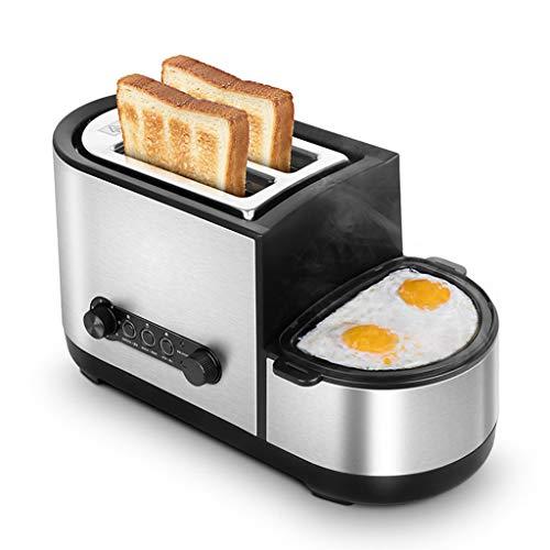 Tostadora Pan y huevo 2 rebanadas y Cafetera
