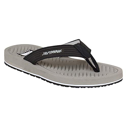 NOMAD | Cushioned footbed | Extra Soft | Comfy | Durable | Stylish | Slippers | Flip Flops for Men