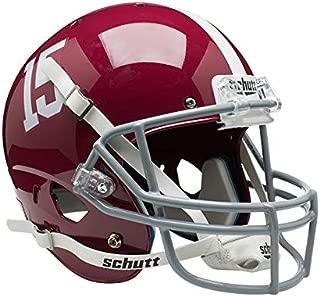 Schutt NCAA Alabama Crimson Tide Replica XP Football Helmet