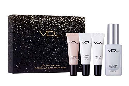 VDL Cosmetics Lumilayer Primer Holiday Set, 45 G.