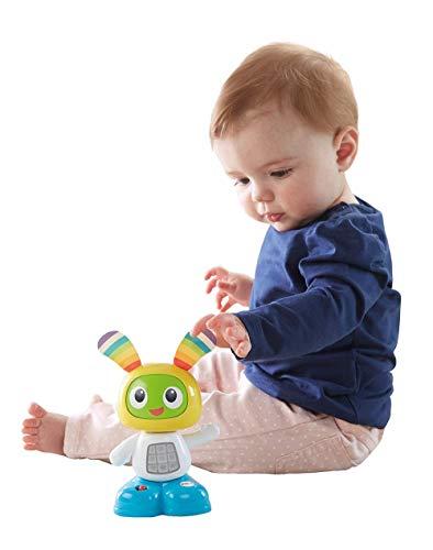 Mattel- Robot Fisher Price Minirobot Robi Y Minirobita, Multicolor (69FFF)