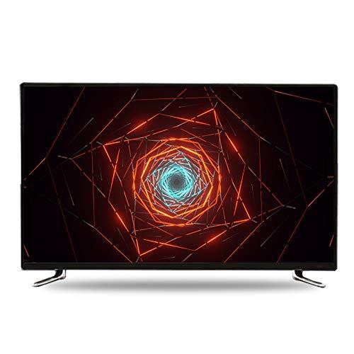 LYYAN Smart TV, Home TV de Pantalla Plana Android de Ultra Alta definición TV de Red dedicada para Salas de reuniones de Oficina (versión de TV/versión Inteligente) 32/42/50 Pulgadas