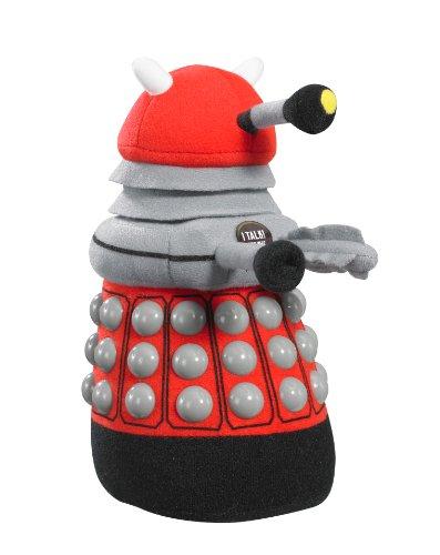 Doctor Who 9Zoll Dalek Talking Plüsch (rot)