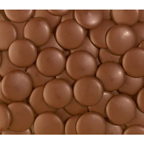 Guittard A'Peels Milk Chocolate, 4 Pounds