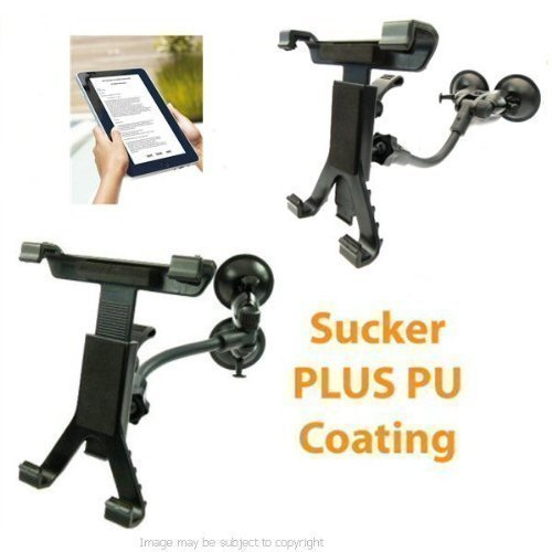 Ultimate Addons Doppel Saugnapf Halterung Windschutzscheibe The Next Generation 10inch Tablet PC ( Sku 10134 )