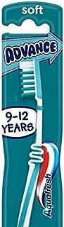 [Aquafresh ] アクアフレッシュの事前9-12年間の子供の柔らかい歯ブラシ - Aquafresh Advance 9-12 Years Kids Soft Toothbrush [並行輸入品]
