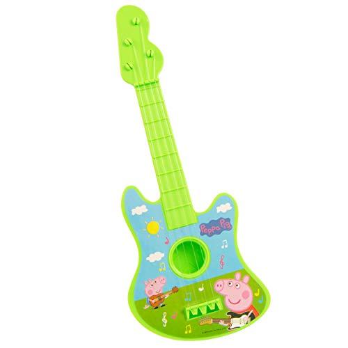 Peppa Pig / Wutz - Gitarre (Rosa) [UK import]