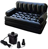Best Air Beds - Angle Air Sofa Bed 5 in 1 Inflatable Review