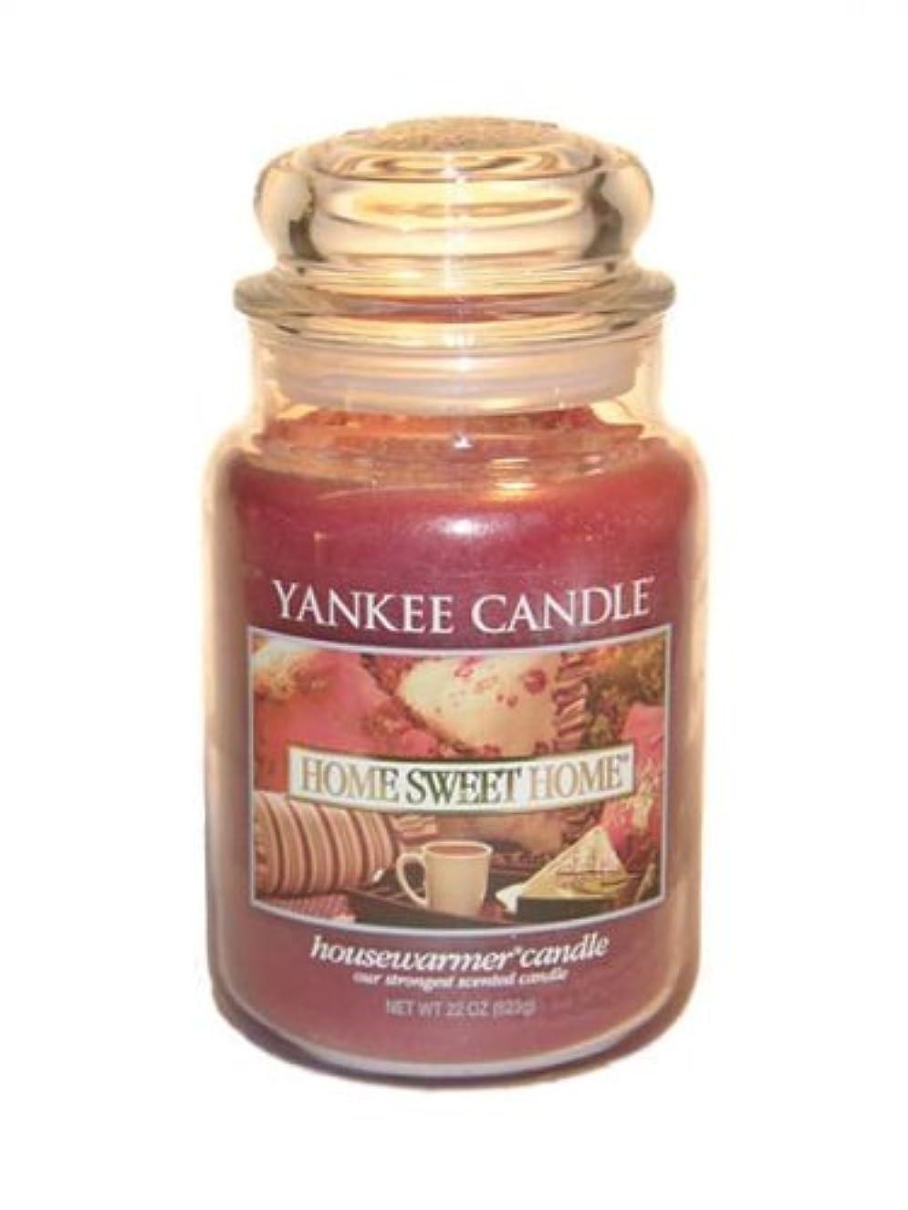 佐賀ニコチンラベYankee Candle Home Sweet Home Large Jar 22oz Candle by Amazon source [並行輸入品]