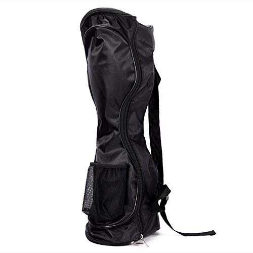 UOBEKETO Waterproof Two-Wheel Balance Car Carrying Bag Backpack Smart Board Electric Scooter Twist Car Handbag 6.5/8/10 Inch with Adjustable Shoulder Straps and Storage Mesh Pocket