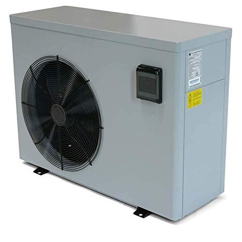 Inverter Wi-Fi Wärmepumpe Mr. ECO + Bypass-Set + Flexrohr/Poolheizung/Für Schwimmbecken bis 40m³