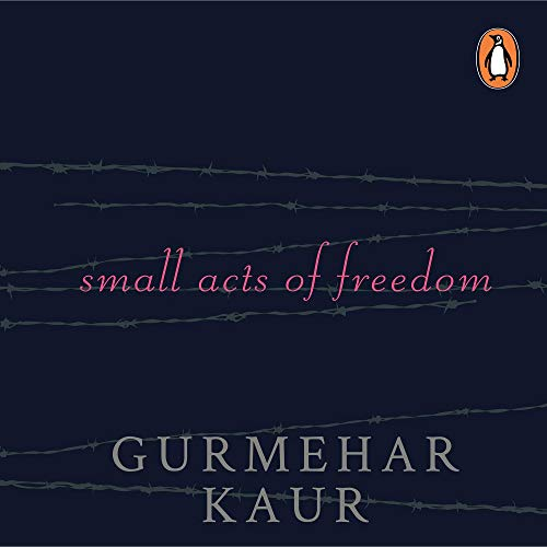 Small Acts of Freedom cover art