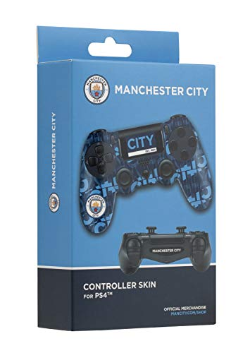 Manchester City Manette Kit Skin pour PS4