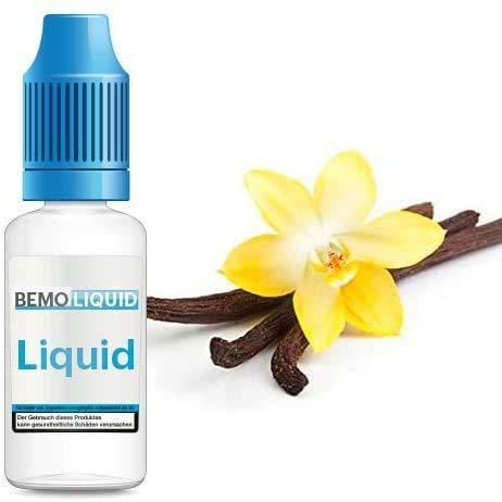 CBD Liquid für E-Zigarette | E Liquid ohne Nikotin 250 mg / 2,5% | Top Qualität Made in Germany | Cannabidiol Liquid | Menge 10ml (CBD | Vanille)