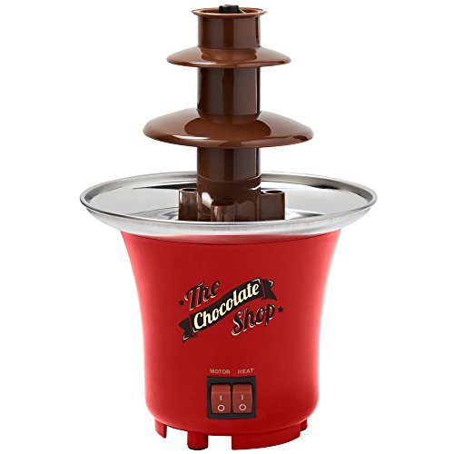 Christmas Shop Chocolate Fountain (One size) (Standard)