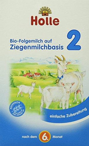 Holle Bio-Folgemilch auf Ziegenmilchbasis, 2.4kg