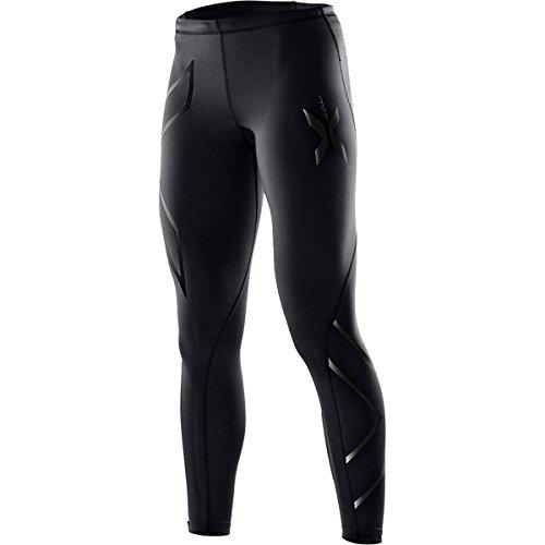2XU Women's Compression Tights G1, Black/Nero, XL