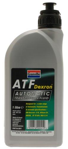 Granville 0041A ATF Dexron II Liquide de Transmission 1 L