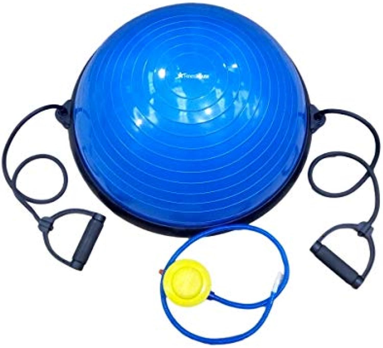 Fitness House Air Balance Step Balance Platform, Unisex Adults, bluee
