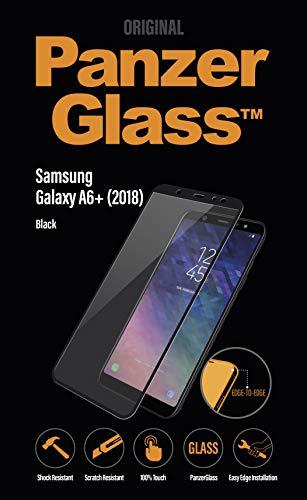 PanzerGlass 7150 Bildschirmschutz für Samsung Galaxy A6 Plus Klar