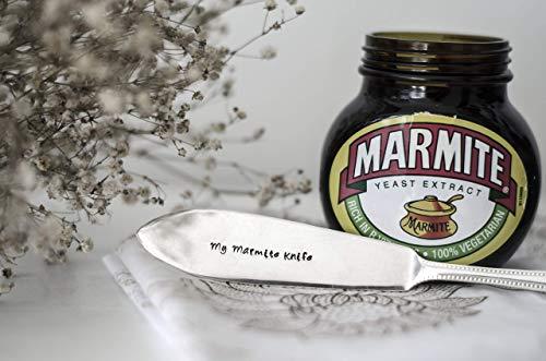 My Marmite Knife - Engraved Vintage Knife Gift