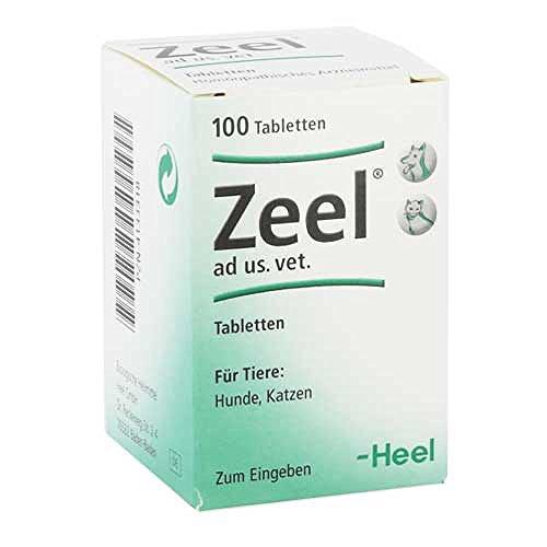 Zeel ad us. vet. Tabletten, 100 St. Tabletten
