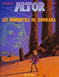 Altor, tome 4 - Les Immortels de Shinkara