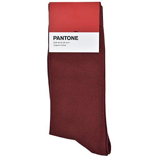 Pantone Socken Wine (43-46)