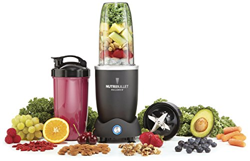 NutriBullet Balance Bluetooth Enabled Smart Blender