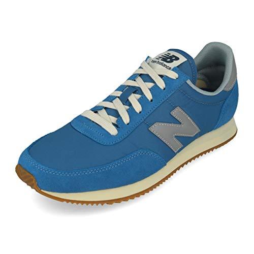 New Balance UL720BB, Chaussure de Trail Running Homme, Azul, 32 EU