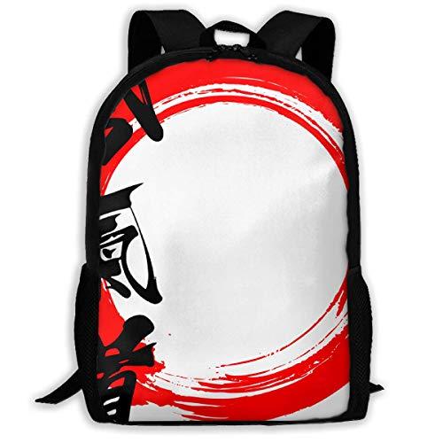 Lawenp Vintage I Do Aikido wasserdichte Unisex-Umhängetasche für Erwachsene Kung Fu-Schuhe, Aikido-Ausrüstung