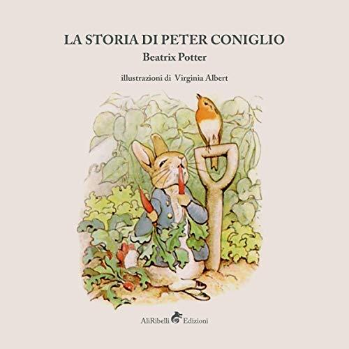La Storia di Peter Coniglio copertina