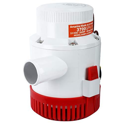 FreeTec Bombas de sentina eléctricas para fontanería