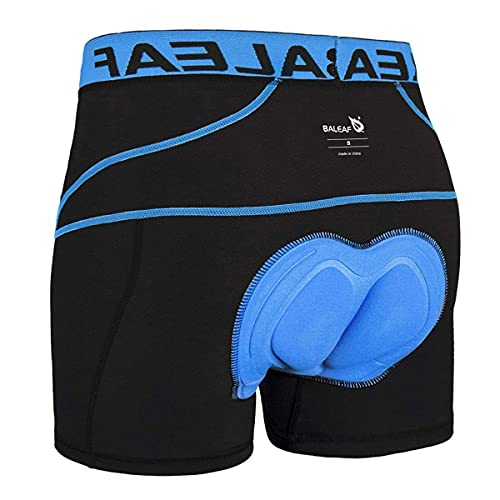 BALEAF Men's Padded Bike Shorts ...