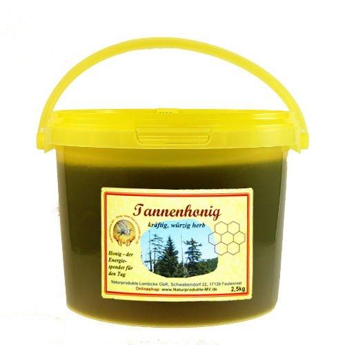 Tannenhonig (2,5 kg Eimer) Tannen Honig