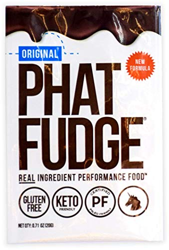 Phat Fudge All Natural Fat Bomb Squeeze Packs