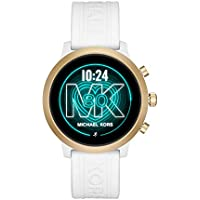 Deals on Michael Kors MKT5071 Access Gen 4 MKGO Smartwatch 43mm