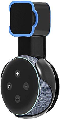 DESS Soporte para Dot (3ra Generación) Soporte para Bocinas Altavoz Inteligente, Echo Accesorios Gestión de Cables sin Tornillos,...