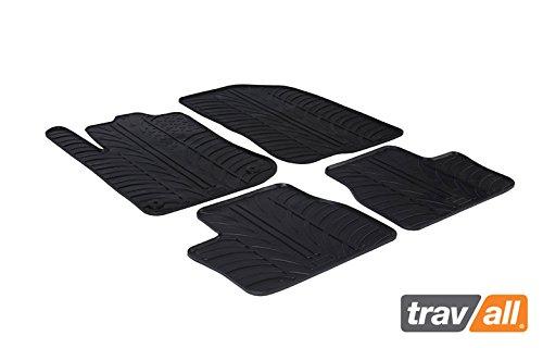 Travall® Mats TRM1205 – Tapis de Sol en Caoutchouc sur Mesure