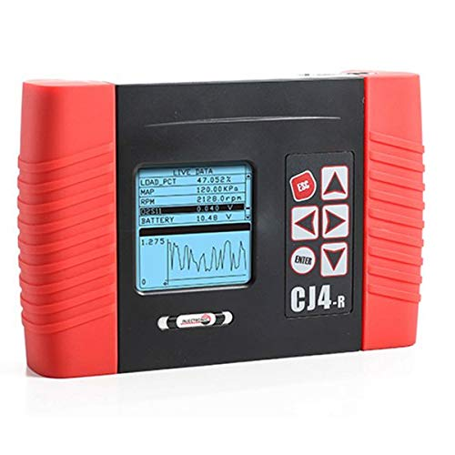 CJ4-R OBDII/CAN Automotive Scanner Diagnostic Scantool, with 2-Channel Labscope & Wireless Bluetooth Communication