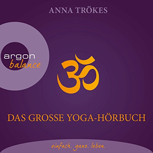 Das große Yoga-Hörbuch audiobook cover art