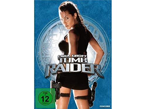 Lara Croft: Tomb Raider (Limited Mediabook Edition) (Blu-ray + DVD), Uncut