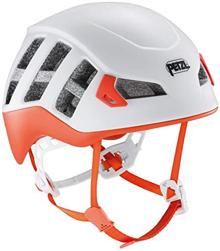 PETZL Unisex– Erwachsene Meteor Helm, rot/orange, M/L