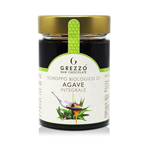 Sciroppo biologico di agave integrale, bontà garantita da Grezzo Raw Chocolate