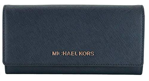 """12 credit card slots interior zipper pocket Full-length bill compartments exterior back slide pocket 7.12""""W X 4""""H X 0.75""""D"""