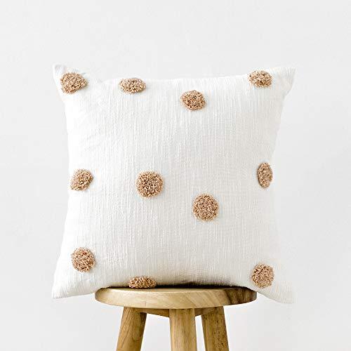Kenay Home - Cojín Decorativo Sofá Salón Cama Bam Bam 45x45cm