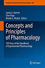 Concepts and Principles of Pharmacology: 100 Years of the Handbook of Experimental Pharmacology