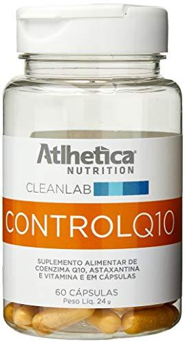 Control Q10-60 Cápsulas, Athletica Nutrition