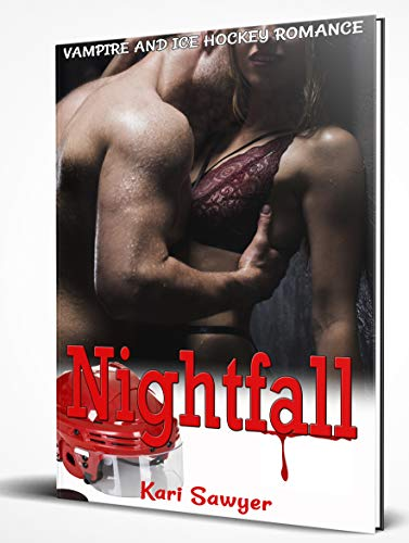 Nightfall: Vampire and Ice Hockey Romance (English Edition)